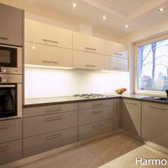 Kuchnia Jasna Kremowa Harmony Studio