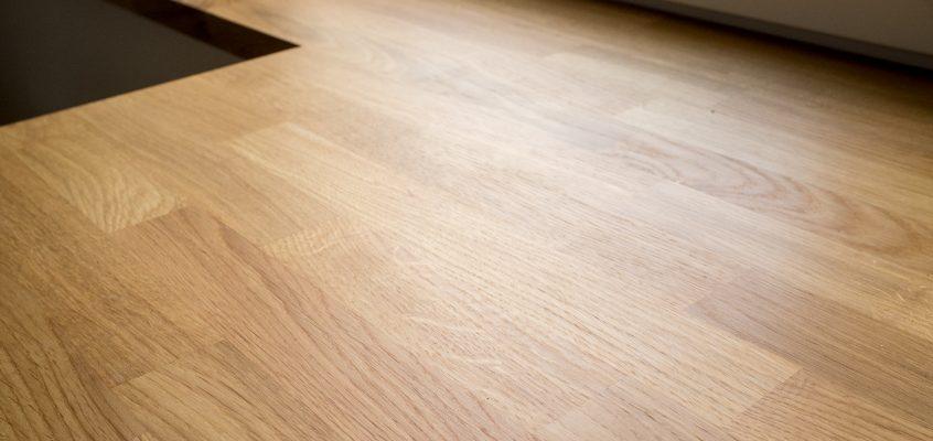 Blaty drewniane w kuchni