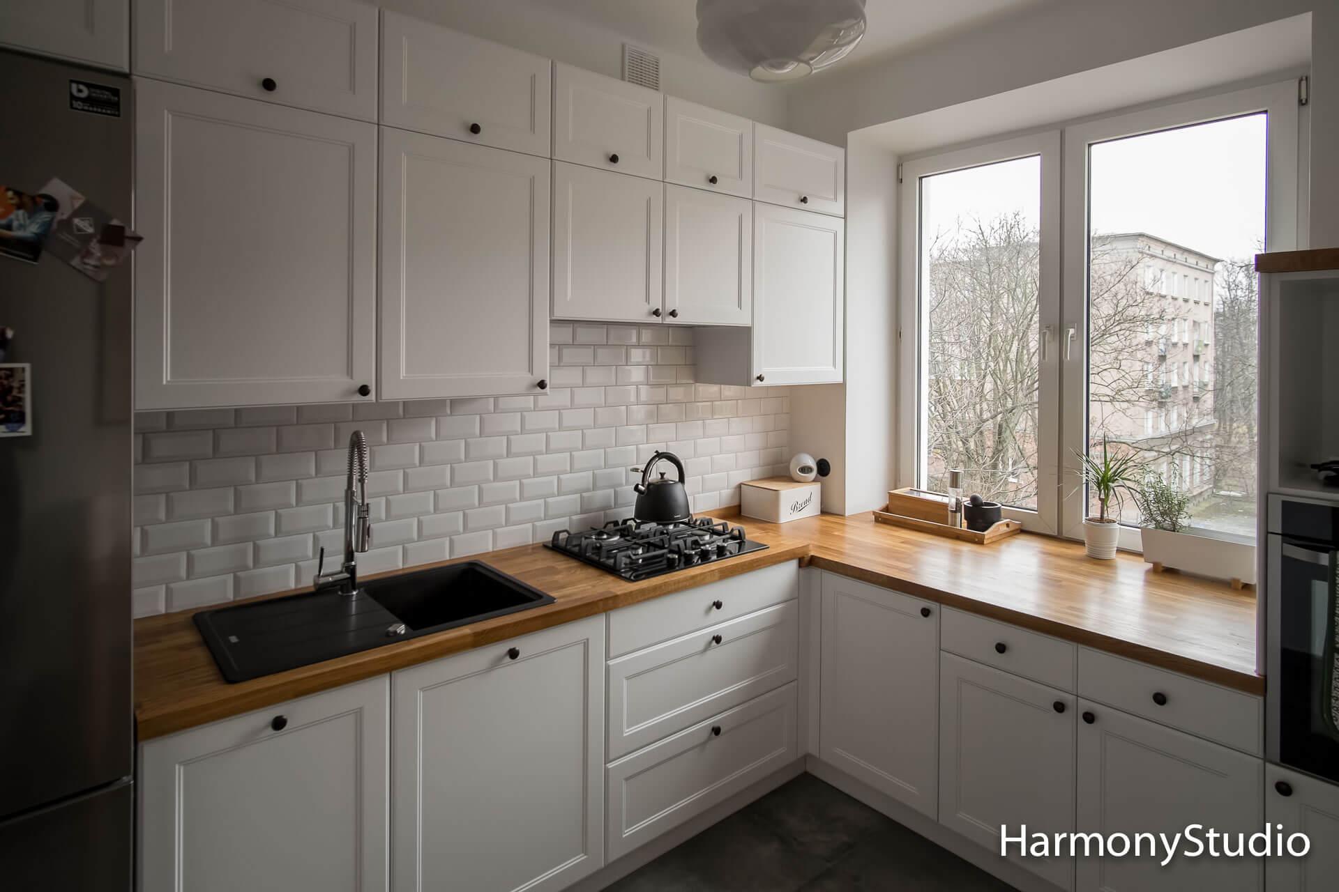 Blaty Drewniane W Kuchni Harmony Studio